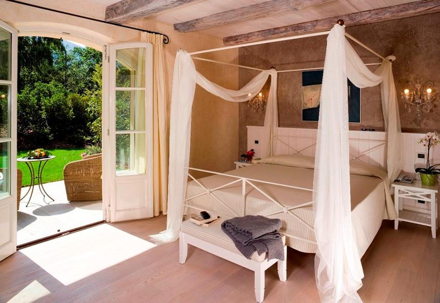 Le suites dell\'Hotel Villa Belvedere a Cannobio