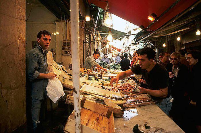 Ballaro' Market Palermo