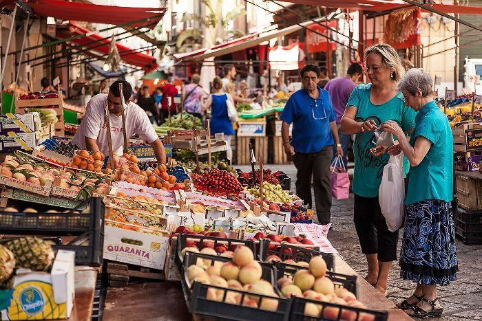 Vucciria Market - Palermo