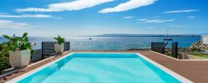 Villa Tina, luxury villa sicily, front sea villa