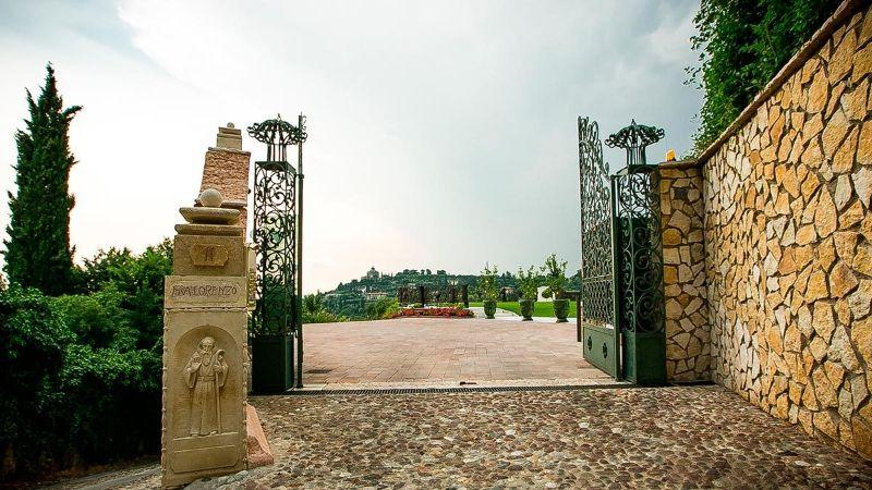Relais Fra Lorenzo entrance