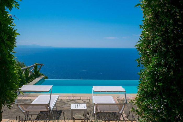 Villas and apartments on the Amalfi Coast