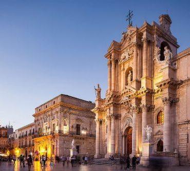 Duomo Square Siracusa