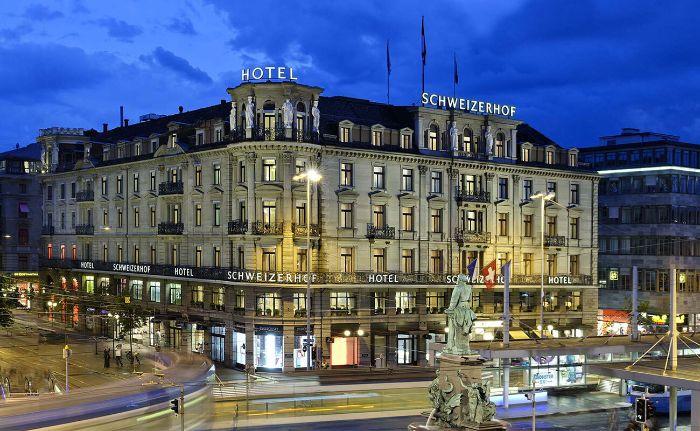 Schweizerhof Zurich Hotel