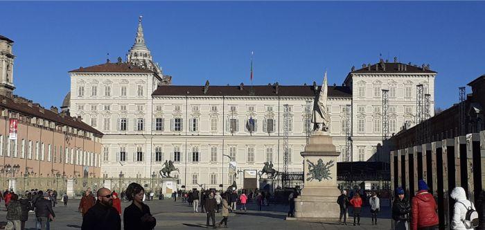 Turin Royal Palace