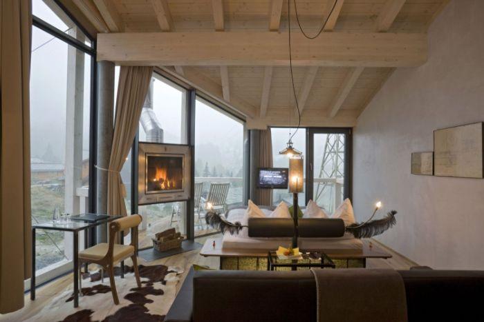 Matterhorn FOCUS - Deluxe double room