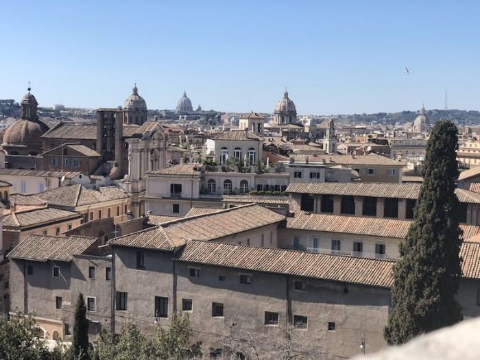 Terrazza Caffarelli, Capitoline Museums