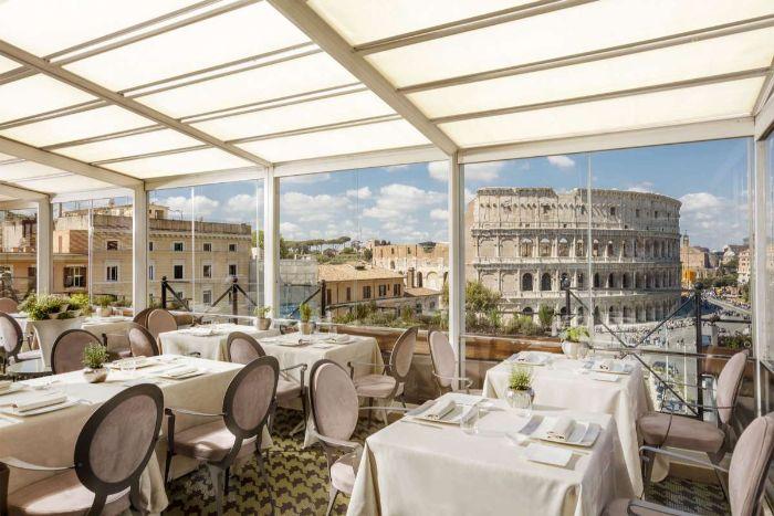 Aroma Restaurant at Palazzo Manfredi