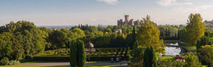 The labyrinth of Parco Sigurta' (image © #parcosigurta)