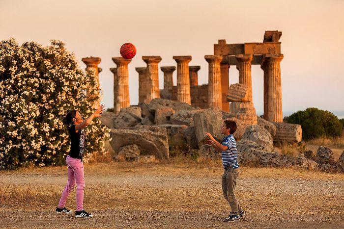 Siracusa Greek Ruins