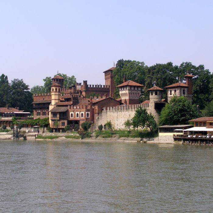 Medieval Hamlet, Turin