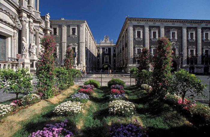 Catania Piazza del Duomo