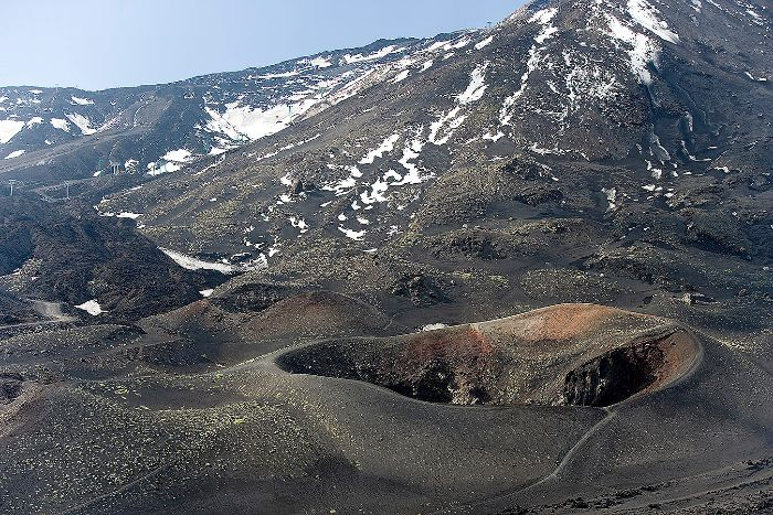 Mt Etna Valle del Bove