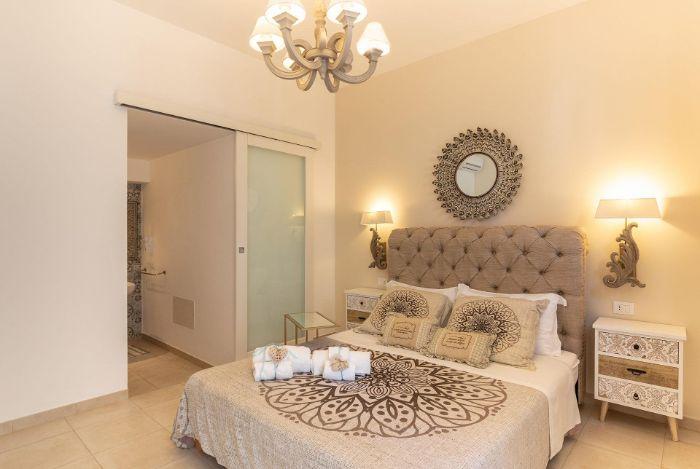 hotel quattrocuori Respiro Deluxe Double Room