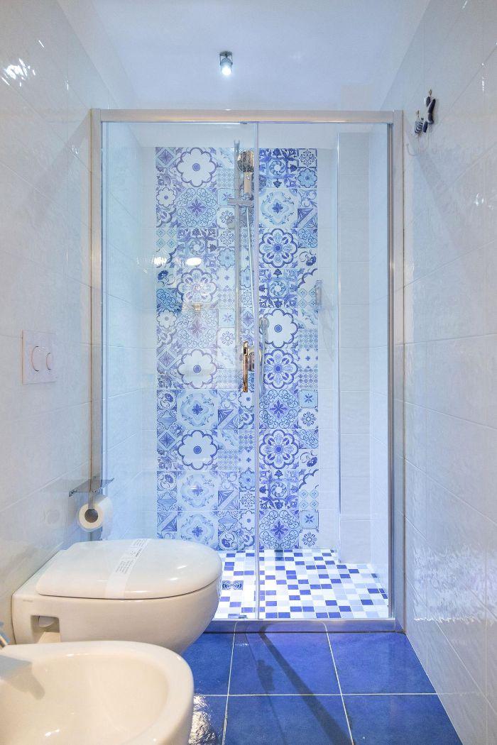 Hotel Quattocuori Pensiero - Double room bathroom