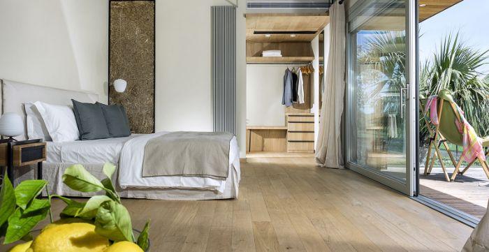 Donna Carmela Romantic Lodge bed