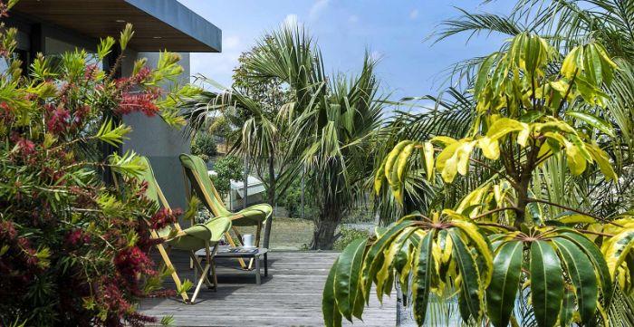 Donna Carmela Romantic Lodge gardens