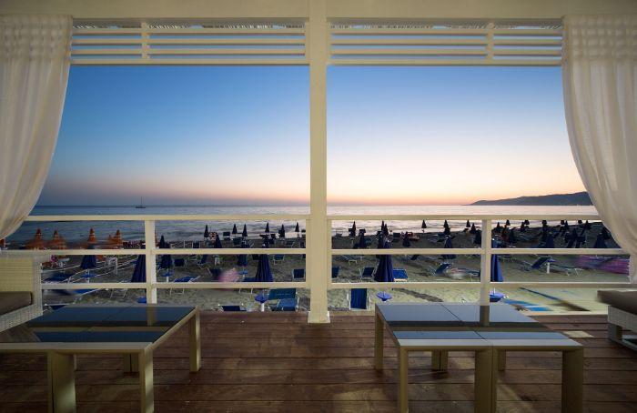 Hotel La Pineta Beach Club