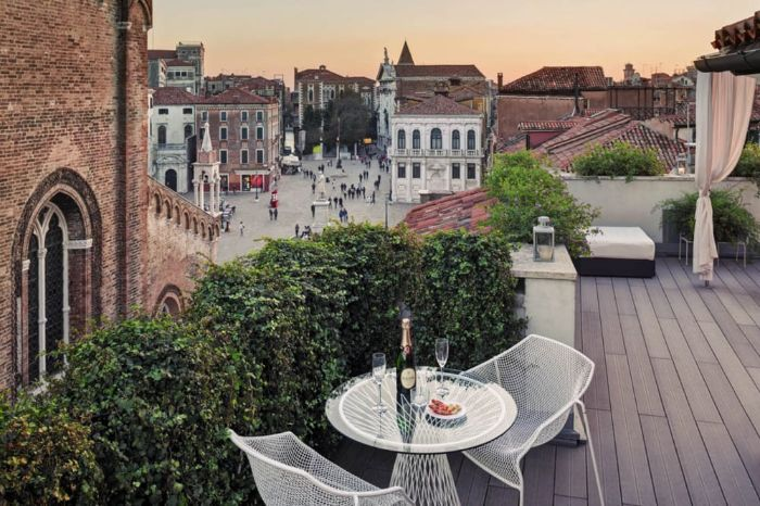 B&B Bloom, venice