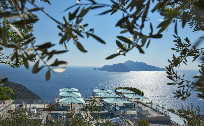 Relais Blu, Amalfi Coast