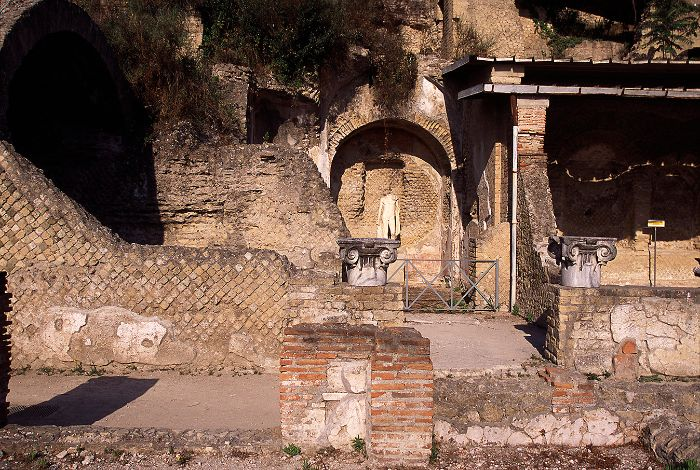 Archaeological Park of the Baths of Baia