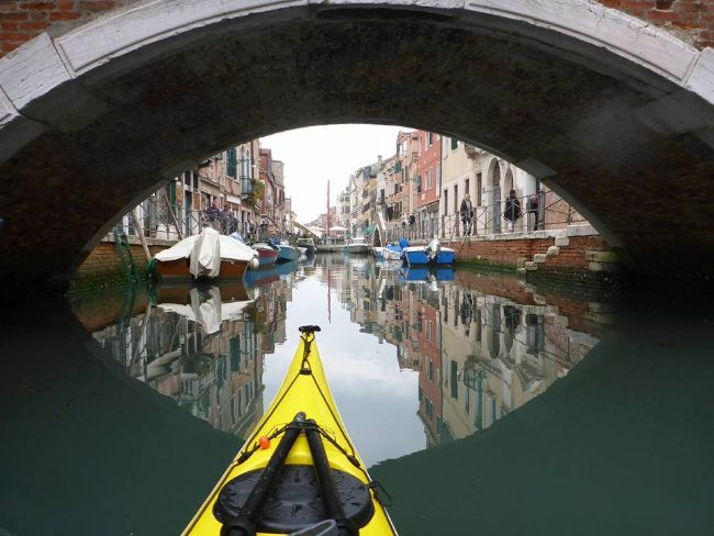 photo Venice Kayak