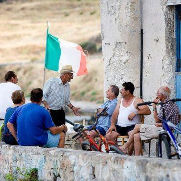 Marettimo locals