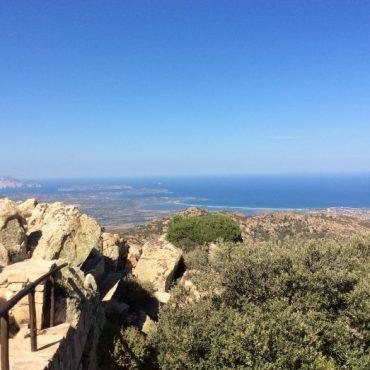 Mt Nieddu view point